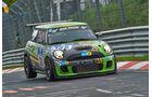 #126, MINI Cooper JCW , 24h-Rennen Nürburgring 2013