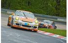 #56, Porsche 997 GT4 , 24h-Rennen Nürburgring 2013