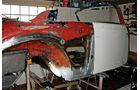 Mercedes Benz 170S, Karosse, Restaurierung