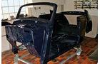 Mercedes Benz 170S, Rahmen, Lackiert