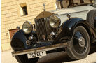 Rolls-Royce Phantom I Shooting Brake (Chassis von 1928), Innenraum