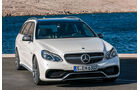 01/2013 Mercedes E-Klasse E 63 AMG T-Modell