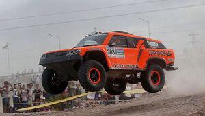 01/2015, Dakar 2015 Robby Gordon