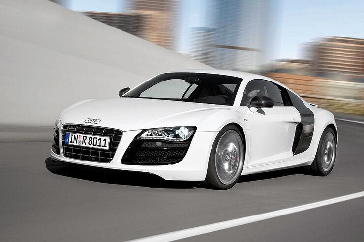 02/11 amospo05/2011, Betriebskosten, Audi R8