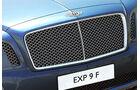 03/2012, Bentley EXP9 SUV Genf, Grill