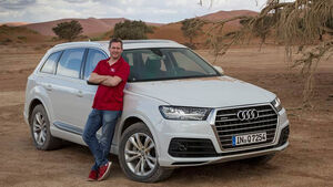 04/2015 Audi Q7 Namibia Fahrbericht