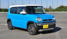 10/2015, Fahrbericht Suzuki Hustler