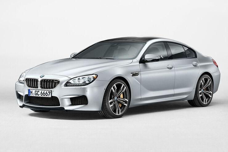 12/2012 BMW M6 Gran Coupé