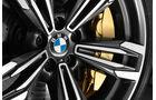 12/2012 BMW M6 Gran Coupé, Bremse