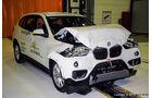 12/2015 EuroNCAP Crashtest BMW X1.