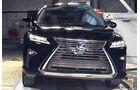 12/2015 EuroNCAP Crashtest Lexus RX