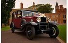 1928er Vauxhall 20/60hp R-Type Grosvenor Saloon