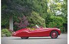 1949er Jaguar XK120 Alloy Roadster
