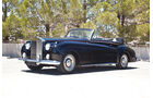 1961er Rolls-Royce Silver Cloud II Drophead Coupe by Mulliner-Park Ward