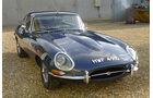 1966er Jaguar E-Type Series 1 4.2-Litre Coupe