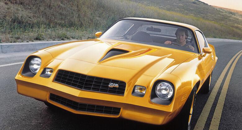 1978 Chevrolet Camaro Z/28 - Muscle Car - Pony Car