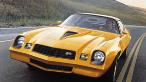 1978 Chevrolet Camaro Z/28 - Muscle Car - Pony Car