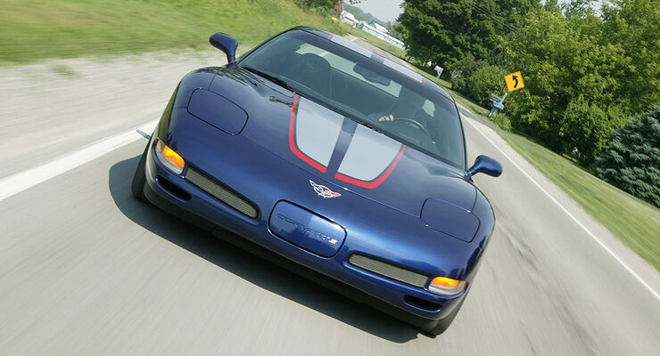 2004 Chevrolet Corvette C5 Commemorative Edition