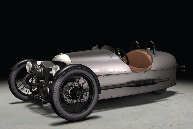 201 1 Morgan Threewheeler