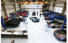 9ff GT9-CS, Halle, 9ff-Produktion