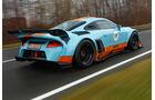 9ff GT9-CS, Heck