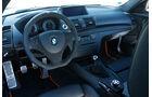 AC Schnitzer BMW 1er M Coupé, Cockpit, Lenkrad