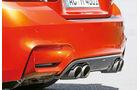 AC Schnitzer-BMW ACS4 Sport, Auspuff, Endrohre