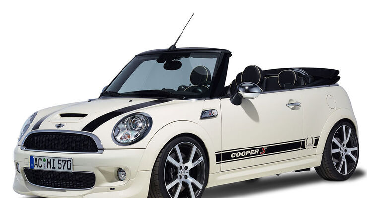 mini cabrio tuning von ac schnitzer auto motor und sport. Black Bedroom Furniture Sets. Home Design Ideas