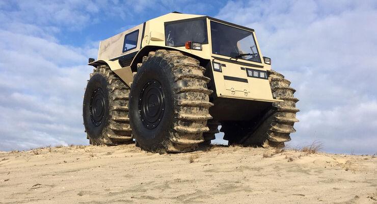 ATV Sherp