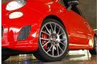 Abarth 695 Tributo Ferrari, Rad, Felge