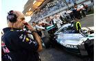 Adrian Newey - Formel 1 - GP Bahrain 2014