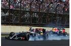 Adrian Sutil - Formel 1 - GP Brasilien - 9. November 2014