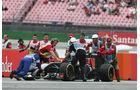 Adrian Sutil - GP Deutschland 2014