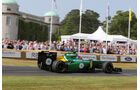 Alexander Rossi - Caterham CT03 - Goodwood 2013