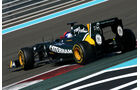 Alexander Rossi - Lotus - Young Driver Test - Abu Dhabi - 17.11.2011