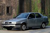 Alfa Romeo 155, 1992-1995