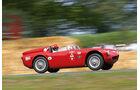 Alfa Romeo 750 Competizione, Seitenansicht