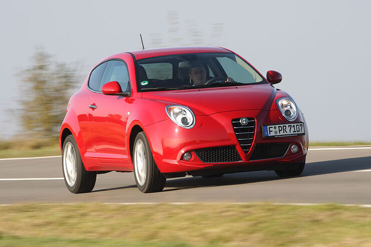 alfa romeo mito 1 4 mit multiair im test auto motor und sport. Black Bedroom Furniture Sets. Home Design Ideas