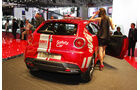 Alfa Romeo Mito SBK SafetyCar, Girls, Messe, Autosalon Paris 2012