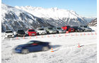Allradsysteme im Schnee