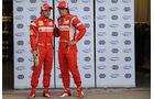 Alonso Massa Ferrari GP Kanada 2011