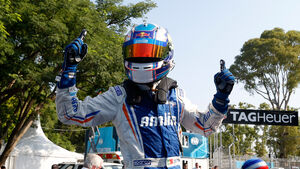 Antonio Felix da Costa - Formel E - Buenos Aires - Argentinien - 2015