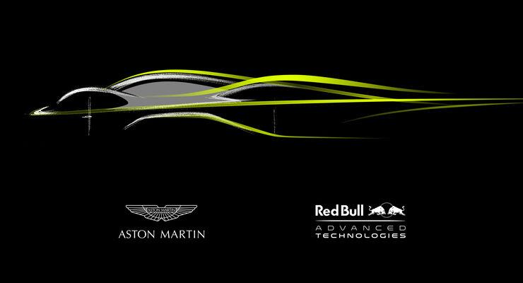 Aston Martin & Red Bull
