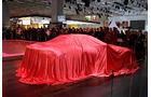 Atmosphäre, Tuch, Verhüllt, Jaguar F-Type