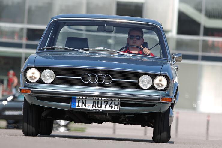 Audi 100, F104, Frontansicht