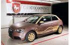 Audi A1 Folienbeklebung