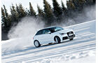 Audi A1 Quattro, Seitenansicht, Driften