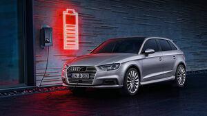 Audi A3 Sportback e-tron, Anzeige, Umweltprämie