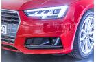 Audi A4 3.0 TDI Quattro, Frontscheinwerfer