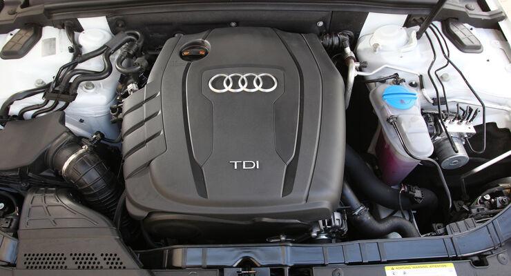 Audi A4 Allroad Quattro 2.0 TDI, Motor